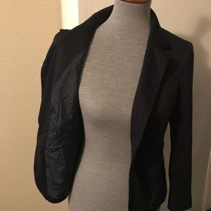 Navy Blazer from The Limited
